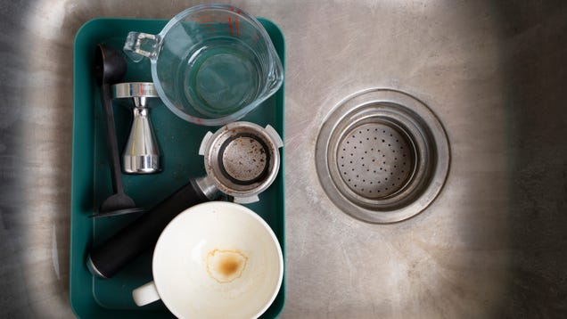 How to Clean Your Coffee Makers, Because It's Probably Gross in There