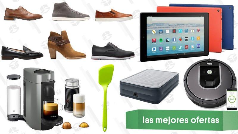 Illustration for article titled Las mejores ofertas de este viernes: Tablets Fire HD 10, auriculares de Sony, espátulas GiR y más
