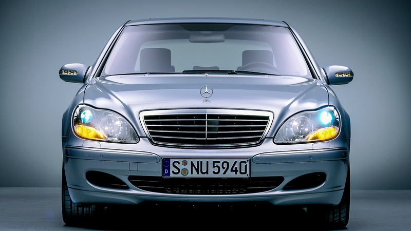 How To Own A Ridiculously Cheap And Reliable Mercedes S-Class