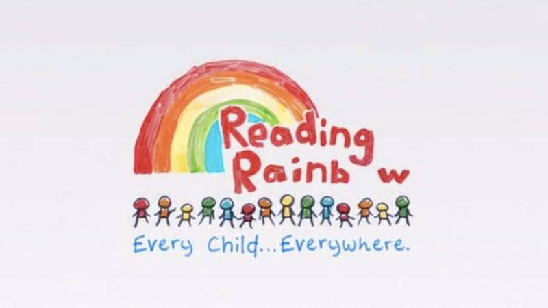 Illustration for article titled LeVar Burton's Reading Rainbow Kickstarter reached its $1m goal in 1 day