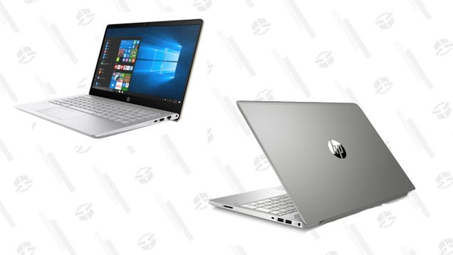 Score a Recertified HP Pavillion Laptop With Intel Core i7 Gen10 for $630