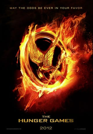 Illustration for article titled The Hunger Games Poster