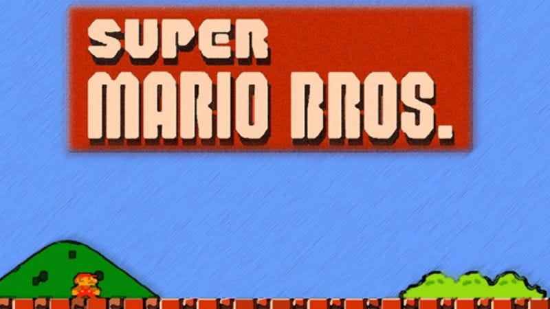 Illustration for article titled Super Mario Bros.