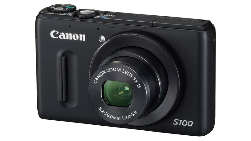 Illustration for article titled Canon S100: The New Pocket Powerhouse Point-and-Shoot