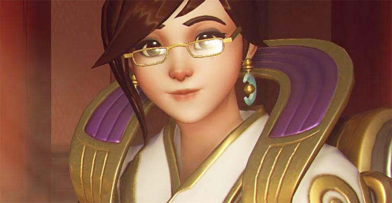 Illustration for article titled Blizzard Says Overwatch Skins Accidentally Made Mei Look Thinner