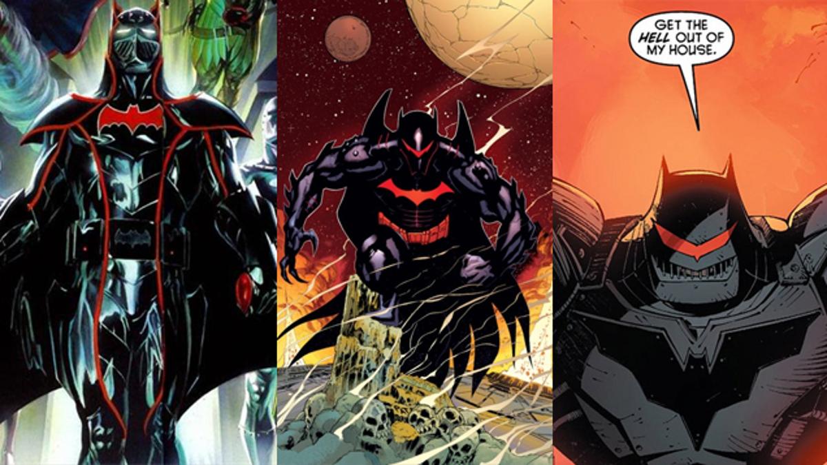 All The Reasons Why Batman Has Worn Crazy Power Armor