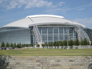 Illustration for article titled Suspicious Package Found Outside Cowboys Stadium