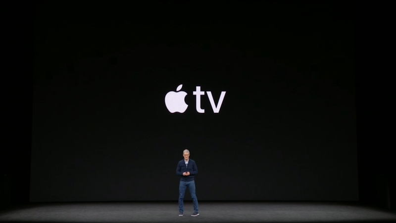 Apple anuncia el nuevo Apple TV 4K