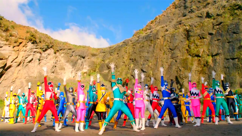 The Power Rangers Stories You Need to Watch During the