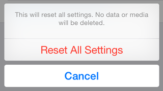 "Illustration for article titled Don't ""Reset All Settings"" in iOS 8--It Erases Your iCloud Drive"