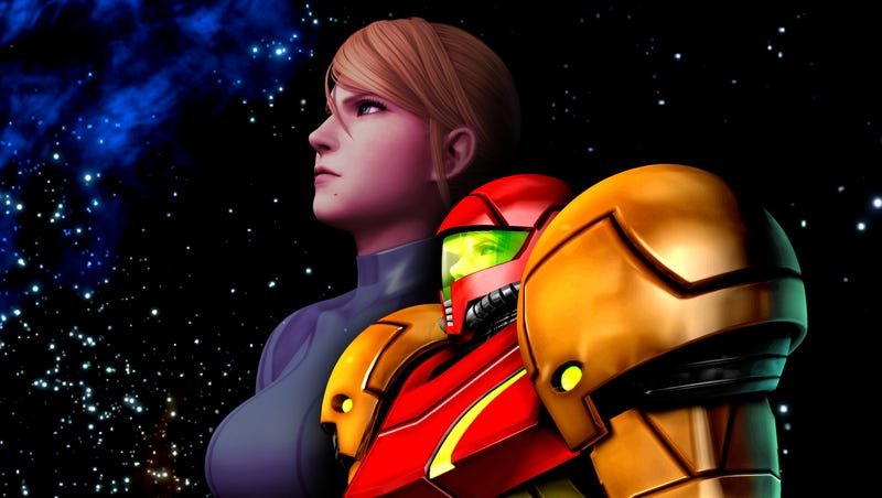 Illustration for article titled Metroid's Samus Aran Weighs In on Mother Brain's Ban on Gay Marriage