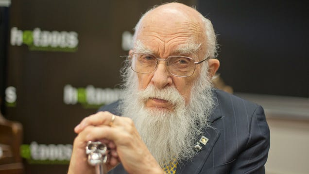R.I.P. James Randi, a.k.a. The Amazing Randi, conjurer and skeptic