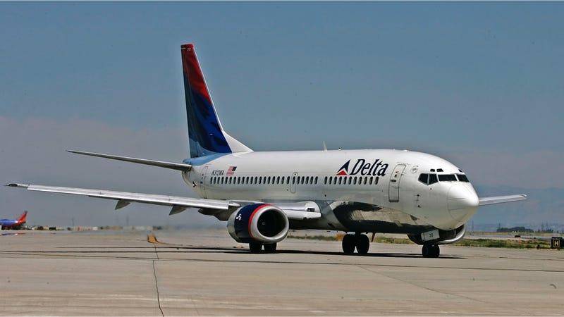 Illustration for article titled Random Delta Flight Confirmation Code Reads 'H8GAYS'