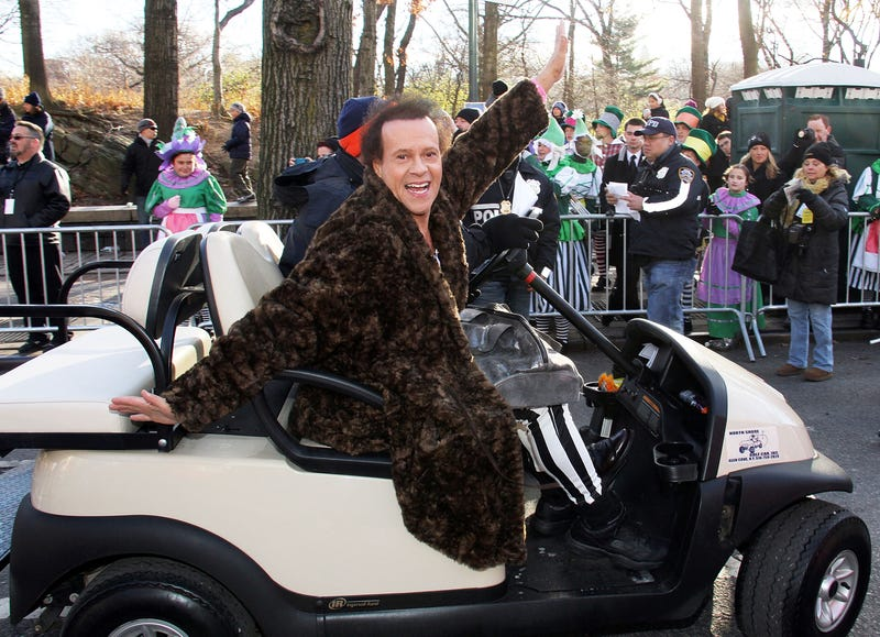 Richard Simmons Speaks, Says He's
