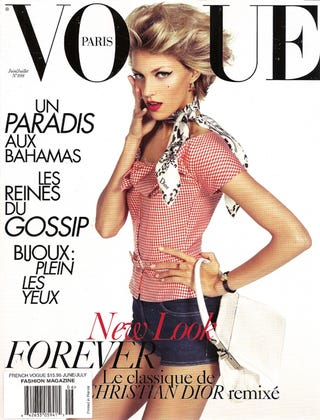 Illustration for article titled French Vogue Pushes Anti-Pants Agenda