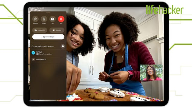 How to Finally Look Better on Video Calls Using an iPad Pro
