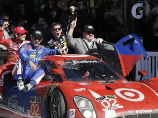 Illustration for article titled 2015 Rolex 24 - A Wild Ride and What This Race Means for YOU