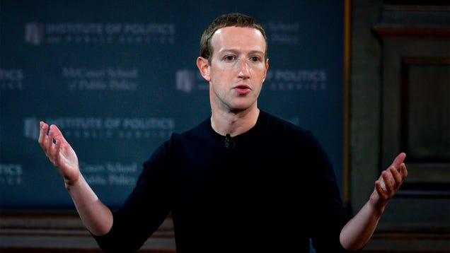 Mark Zuckerberg Argues High Taxes On Wealthy Could Stifle Innovation In Human Suffering