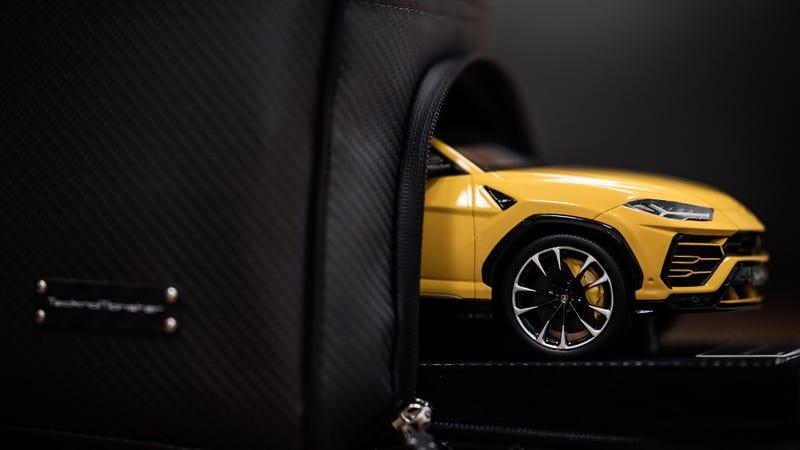 All images via Lamborghini