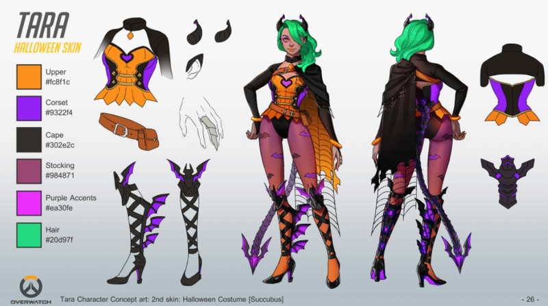 Student\u0027s Overwatch Concept Art Is So Good, Even Blizzard Is