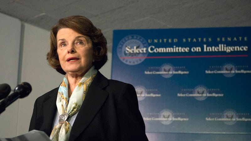 Illustration for article titled ​Ex-CIA Director Deems Dianne Feinstein Too Emotional for Objectivity