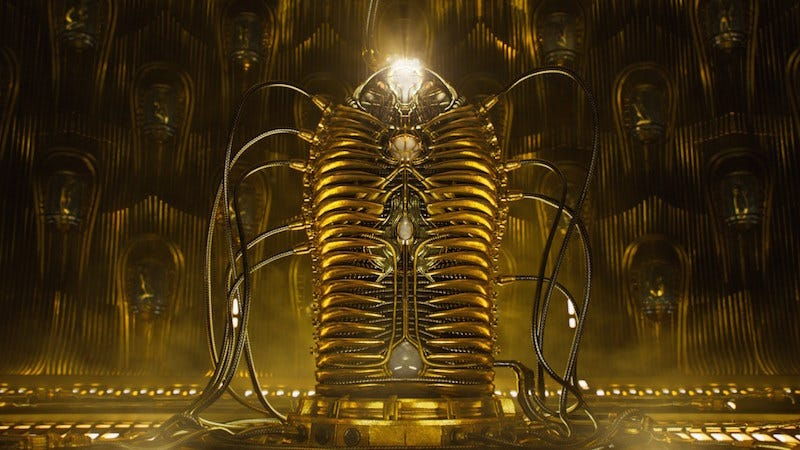 Image: Marvel Studios. Versions of Adam Warlock's ...
