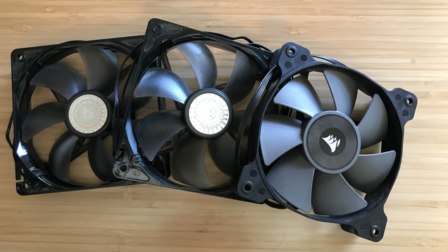 Swapping Out My Noisy Old PC Case Fans Made A Huge Difference