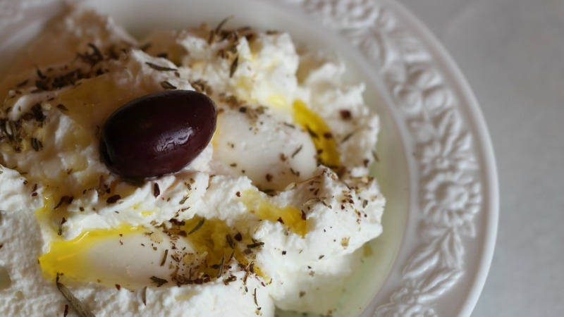 How to Make Your Own Labneh (and How to Eat It)