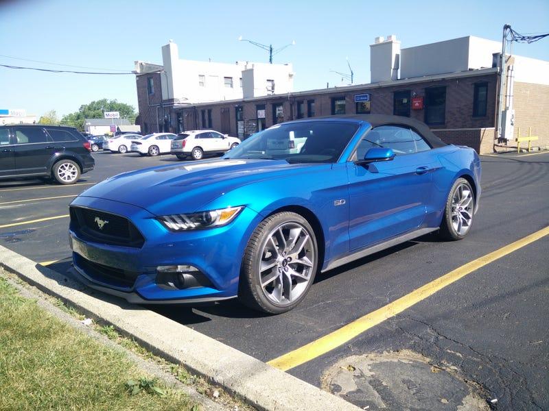 Lightning Blue Mustang >> Lightning Blue Mustang