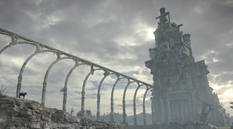 Illustration for article titled Shadow of the Colossus Gets Stunning PS4 Remake