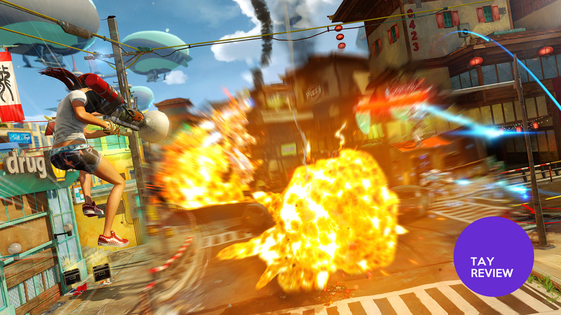 Illustration for article titled Sunset Overdrive: The TAY Review