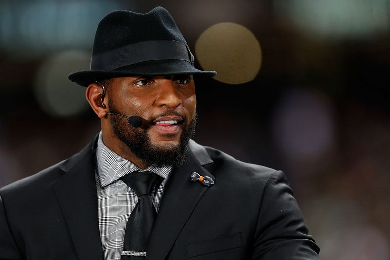 Ray Lewis in 2014Wesley Hitt/Getty Images