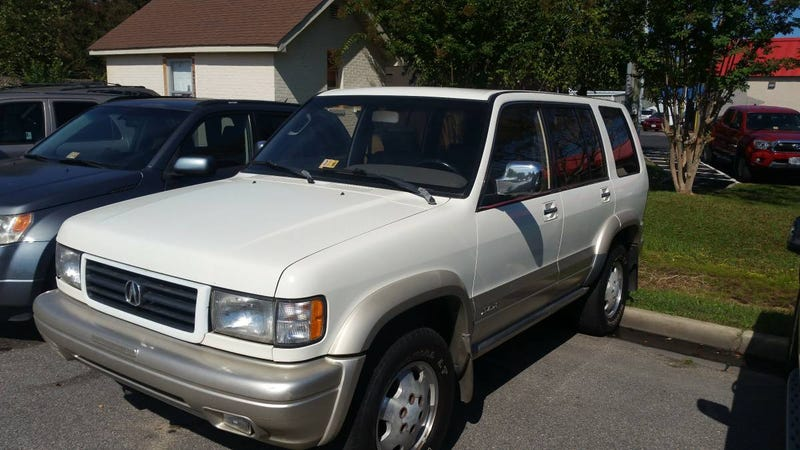 For $2,350, Would You Adopt This 1997 Acura SLX Brother