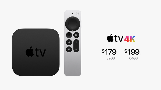 The New Apple TV and Siri Remote Are Here