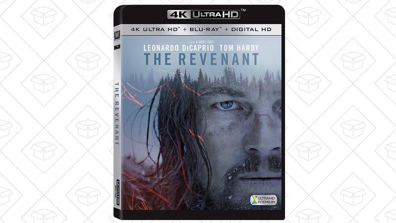 The Revenant [4K], $15