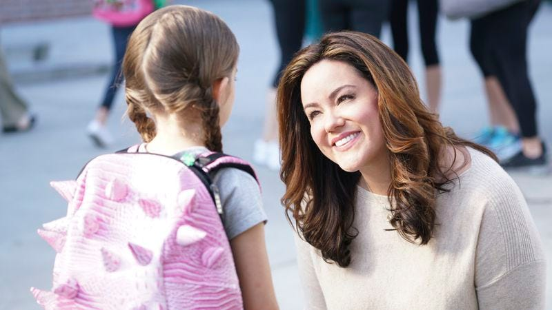 Julia Butters, Katy Mixon (Photo: ABC)