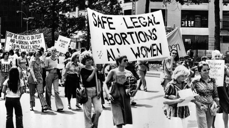 Wade Lawyer Expresses Concern About Abortion Rights