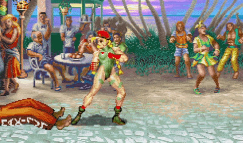 Cammy Is Finally Getting Pants In Street Fighter V