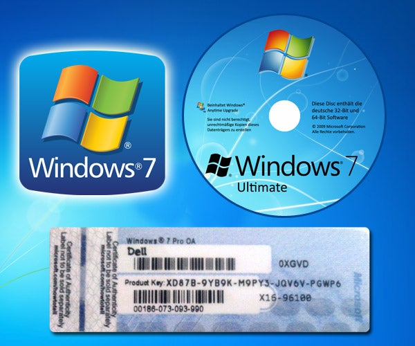 win 7 professional activation key