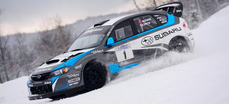 Driving Subaru S Wrx Sti Rally Car Will Melt Every Part Of Your Brain