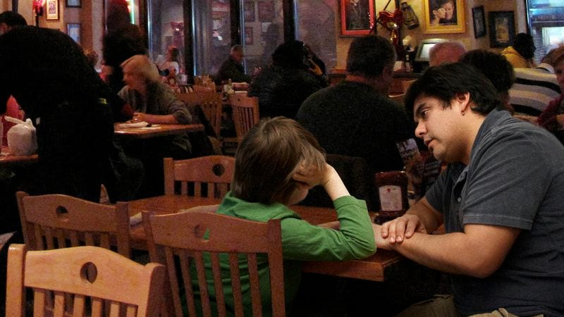 Applebee 39 S To Offer Divorced Father And Child Specials