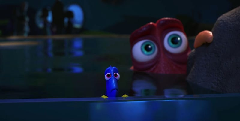 Illustration for article titled The Latest Finding Dory Trailer May Cause Involuntary Weeping