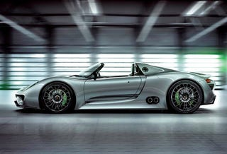 Porsche 918 Spyder Msrp Likely To Top 630 000 S Hybrid Could Cost