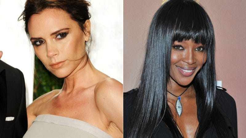 Illustration for article titled Naomi Campbell Calls Out Posh Spice For Using Almost All White Models