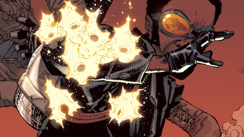 Image: DC Comic/Vertigo. Art: Georges Jeanty/Danny Miki/Nick Filardi