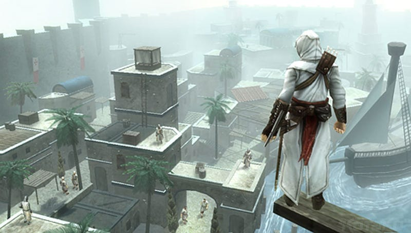 Illustration for article titled Assassin's Creed PSP Looks...Familiar
