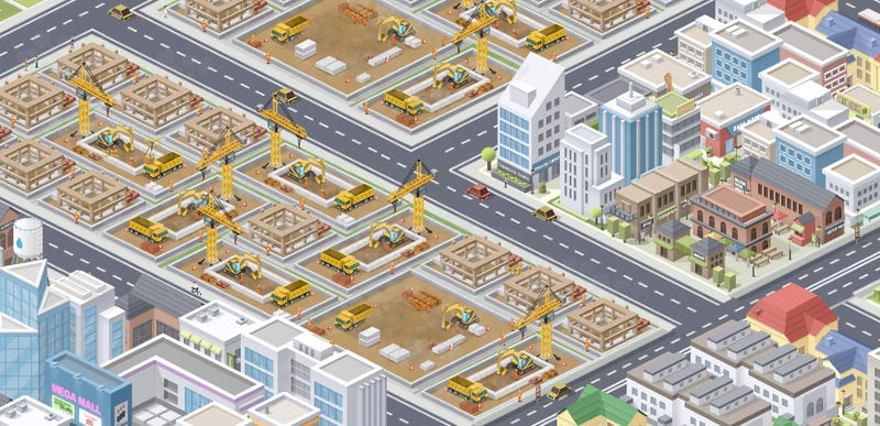 Illustration for article titled Pocket City Is A Damn Fine City-Building Game