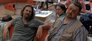 Illustration for article titled The Big Lebowski says two fucks per minute—and six other movie factoids