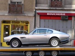 Illustration for article titled Geneva Project Hell? Aston Martin V8 Vantage