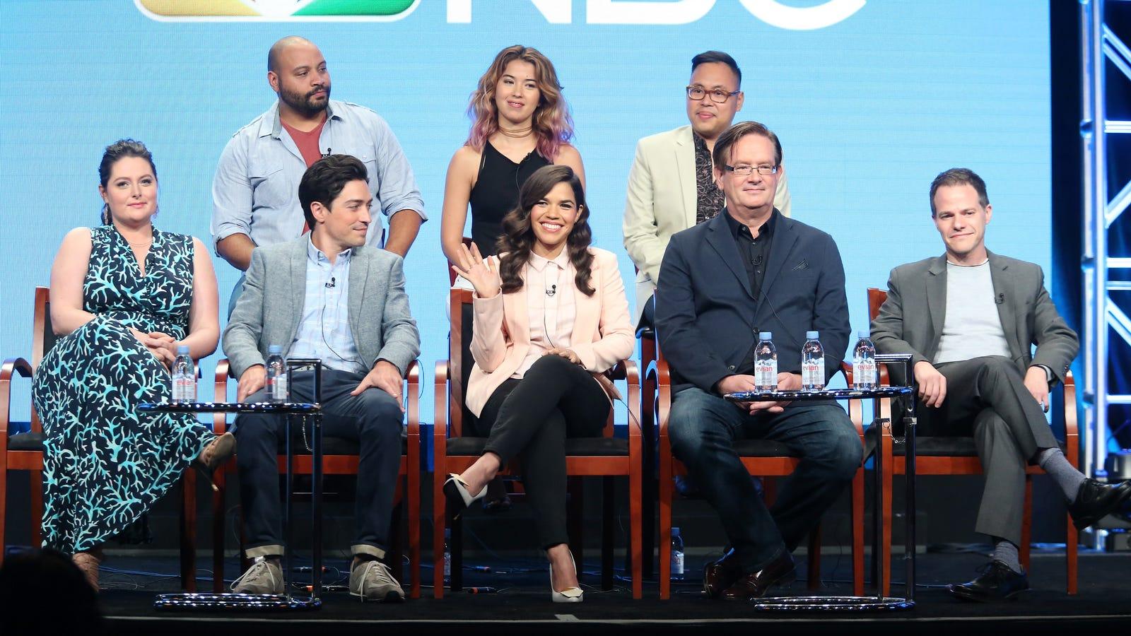 Showrunner Justin Spitzer quits his Superstore